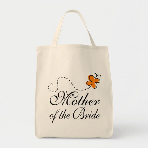 Wedding Mother Of The Bride Tote Bag