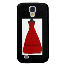 Wedding Mother of the Groom Samsung Galaxy S4 Case