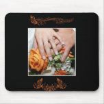 wedding mouse pads