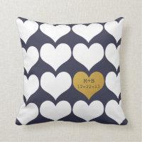 Wedding New Couple Anniversary Gift Pillow