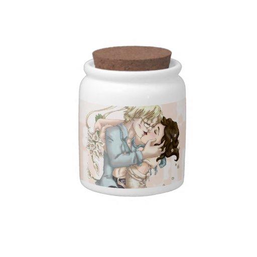Wedding Night Candy Jars