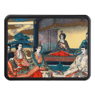 Wedding of Crown Prince Yoshihito Trailer Hitch Cover
