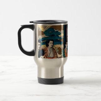 Wedding of Crown Prince Yoshihito Travel Mug