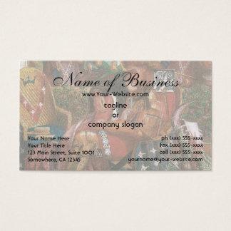 Wedding of St George Princess Sabra Dante Rossetti Business Card