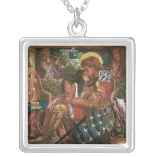 Wedding of St George Princess Sabra Dante Rossetti Jewelry