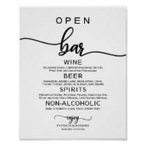Rustic Wedding Sign Printables Wedding Downloads SCRW47 Rustic Chic Wedding Signs OPEN BAR Stories Are Priceless Quote Sign