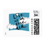 Wedding or engagement stamp