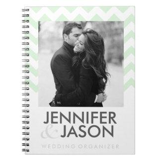 Wedding Organizer Notebook