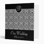 Wedding Organizer, Planning Binder and Memory Book 3 Ring Binder