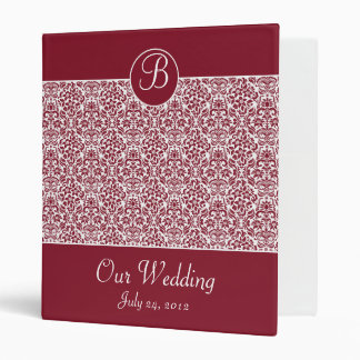 Wedding Organizer Planning Binder and Memory Book Binders