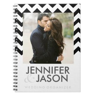 Wedding Organizer Spiral Notebook