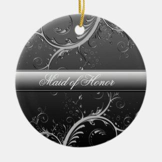 Wedding Ornament Maid of Honor