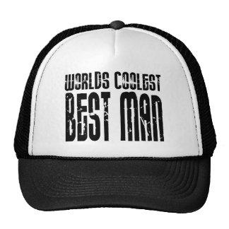 Wedding Parties & Favors : Worlds Coolest Best Man Trucker Hat
