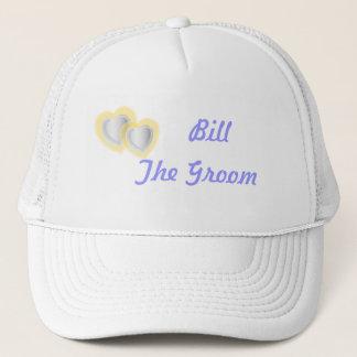Wedding Party Cap- Customize - Customized Trucker Hat