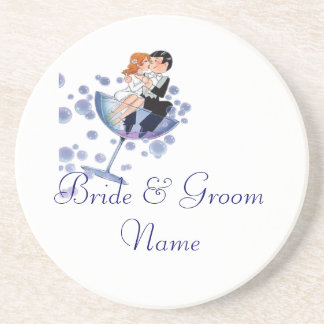 Wedding Party Coasters Wedding Reception
