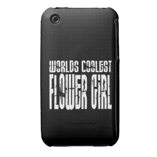 Wedding Party Favors : Worlds Coolest Flower Girl iPhone 3 Case