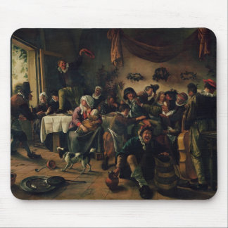 Wedding Party Mouse Pad