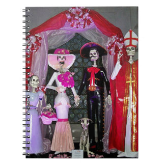 Wedding Party Notebook