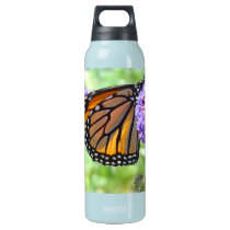 Wedding Party Thank You Bride Groom Insulated Water Bottle