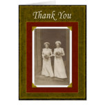 Wedding Party Thanks - FUNNY Greeting Card