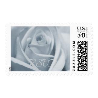 Wedding: Pewter - postage stamps