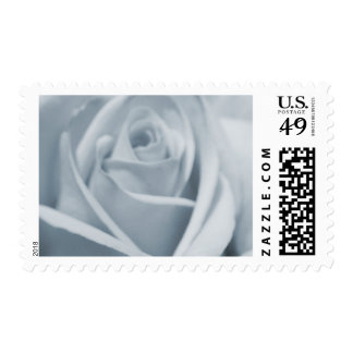 Wedding: Pewter - postage stamps - Customized