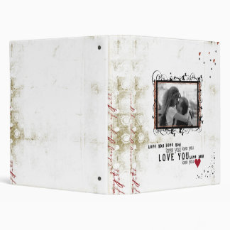 wedding photo album binder