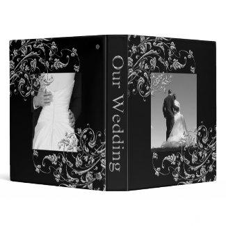Wedding Photo Album Template Binder binder