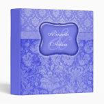 Wedding Photo Binder Periwinkle blue Frame