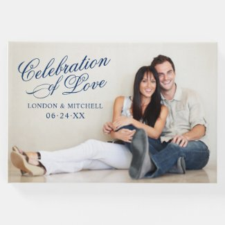 Wedding Photo Guest Book | Celebration of Love