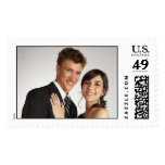 Wedding Photo Invitation Stamps