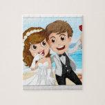 Wedding photo jigsaw puzzles