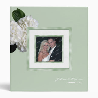 Wedding Photo Keepsake Album 3 Ring Binder