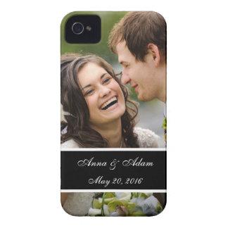 Wedding Photo Keepsake iPhone 4 Case-Mate Cases