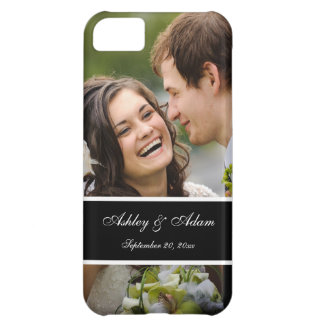 Wedding Photo Keepsake Case For iPhone 5C