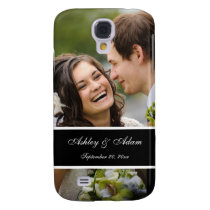 Wedding Photo Keepsake Galaxy S4 Case