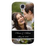 Wedding Photo Keepsake Galaxy S4 Cover