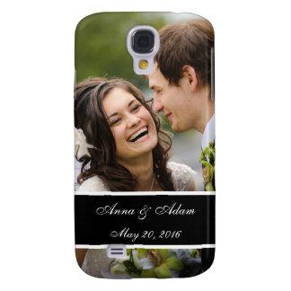 Wedding Photo Keepsake Samsung Galaxy S4 Cover