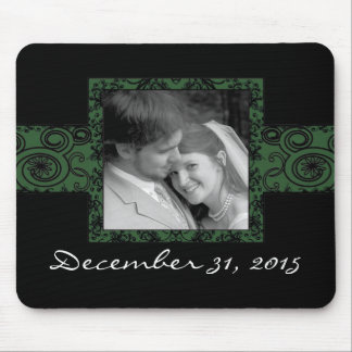 Wedding Photo MousePad