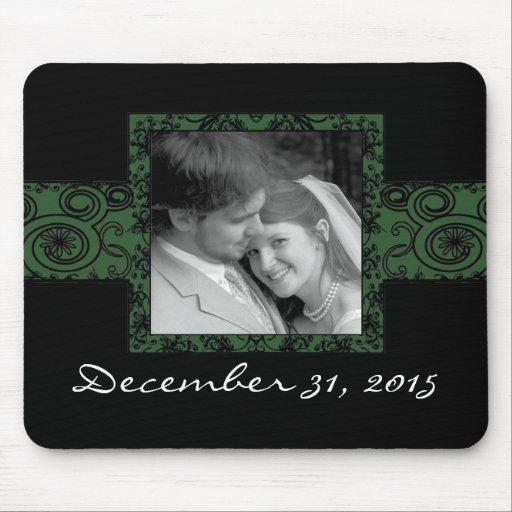 Wedding Photo MousePad