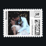 "Wedding Photo Postage PhotoStamp by Stamps.com<br><div class=""desc"">Create your own wedding postage to send out your invites and thank you cards! Just upload your favorite wedding photo and add text.</div>"