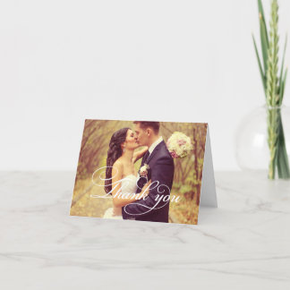 Wedding Photo | Script Thank You