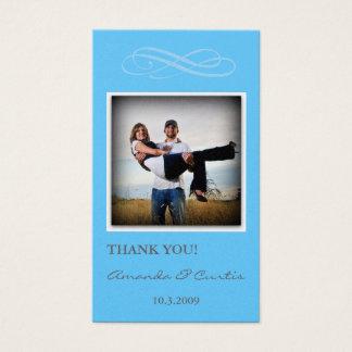 Wedding Photo Sharing Card