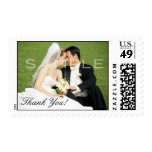 Wedding photo stamps - Use your own photo!