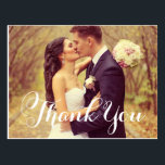 """Wedding Photo Thank You 