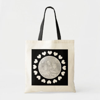 Wedding photo tote bag with personalized picture