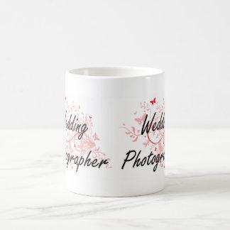 Wedding Photographer Artistic Job Design with Butt Coffee Mug