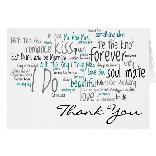 Words for thank you cards militaryalicious words for thank you cards wedding phrases thank you cards m4hsunfo