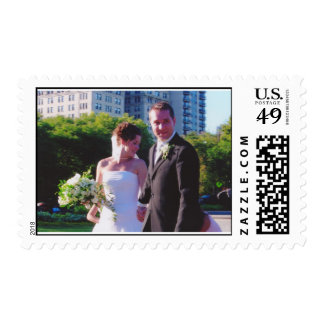 Wedding Picture Stamp