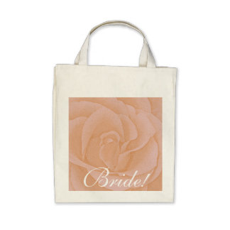 Wedding pink rose. Bride! Tote bag